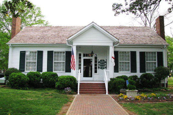 Helen keller festival spring park tuscumbia alabama for House images gallery