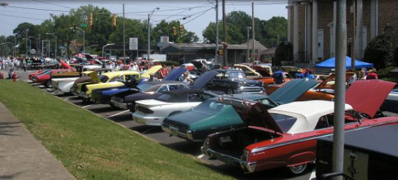 Special Sporting Events Including Concerts The Miracle Worker - Keller car show